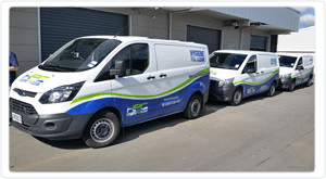 Hygiene Pro Clean Fleet Vehicles